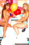 Кристин Мендоза, фото 195. Christine Mendoza & Pam Rodriguez-B'day Girls, foto 195