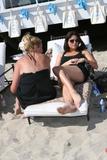 Jodi Lyn O'Keefe - LA Confidential Magazine/French Connection Host Clambake on Beach - 8/18/07 - 6x