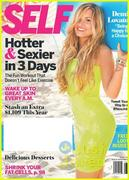 Demi Lovato - Self magazine August 2012