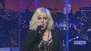Ashlee Simpson - L.O.V.E. (Live @ Letterman 21-11-2005)