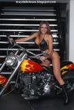 Pamela Altahona Chica Harley 2003