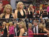 Stephanie McMahon from last RAW Foto 79 (������� �������� ��������� �� RAW ���� 79)