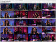Sarah McLachlan -- The Tonight Show with Jay Leno (2010-05-20)