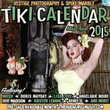 Renee Olstead Miss April Pinup in 2015 Tiki Calendar