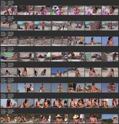 NudeBeach sb14091-14098 (Spy cam video from nude beach)