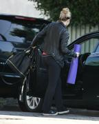 Rachel McAdams - at a yoga class in West Hollywood 11/21/12