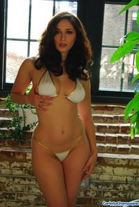 Carlotta Champagne Bikini Collection