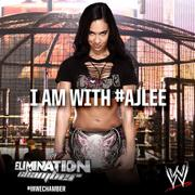 AJ Lee - WWE Elimination Chamber 2014 Promo