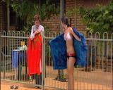 caitlin stacey (neighbours) bikini vid