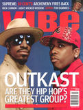Outkast (Andre & Big Boy) in VIBE July 2006 10xHQs