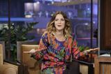Дрю Бэрримор, фото 2862. Drew Barrymore 'The Tonight Show with Jay Leno' in Burbank - 02.02.2012*>> Video <<, foto 2862,