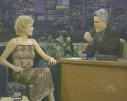 Charlize Theron - The Tonight Show with Jay Leno (1998-11-18)