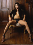 Grace Park: Antoine Verglas shoot for Maxim (2005) 7HQ & 3LQ