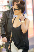 kim kardashian black tank top