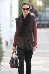 Pippa Middleton in London 6th January x21