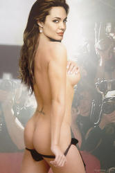 Celeb Angelina Naked Torn Pictures